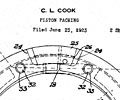 C. Lee Cook patents